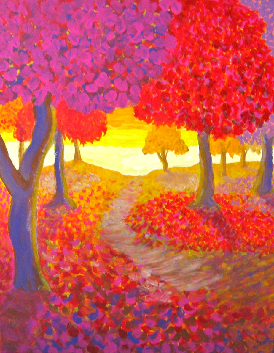 """Autumn Path"""
