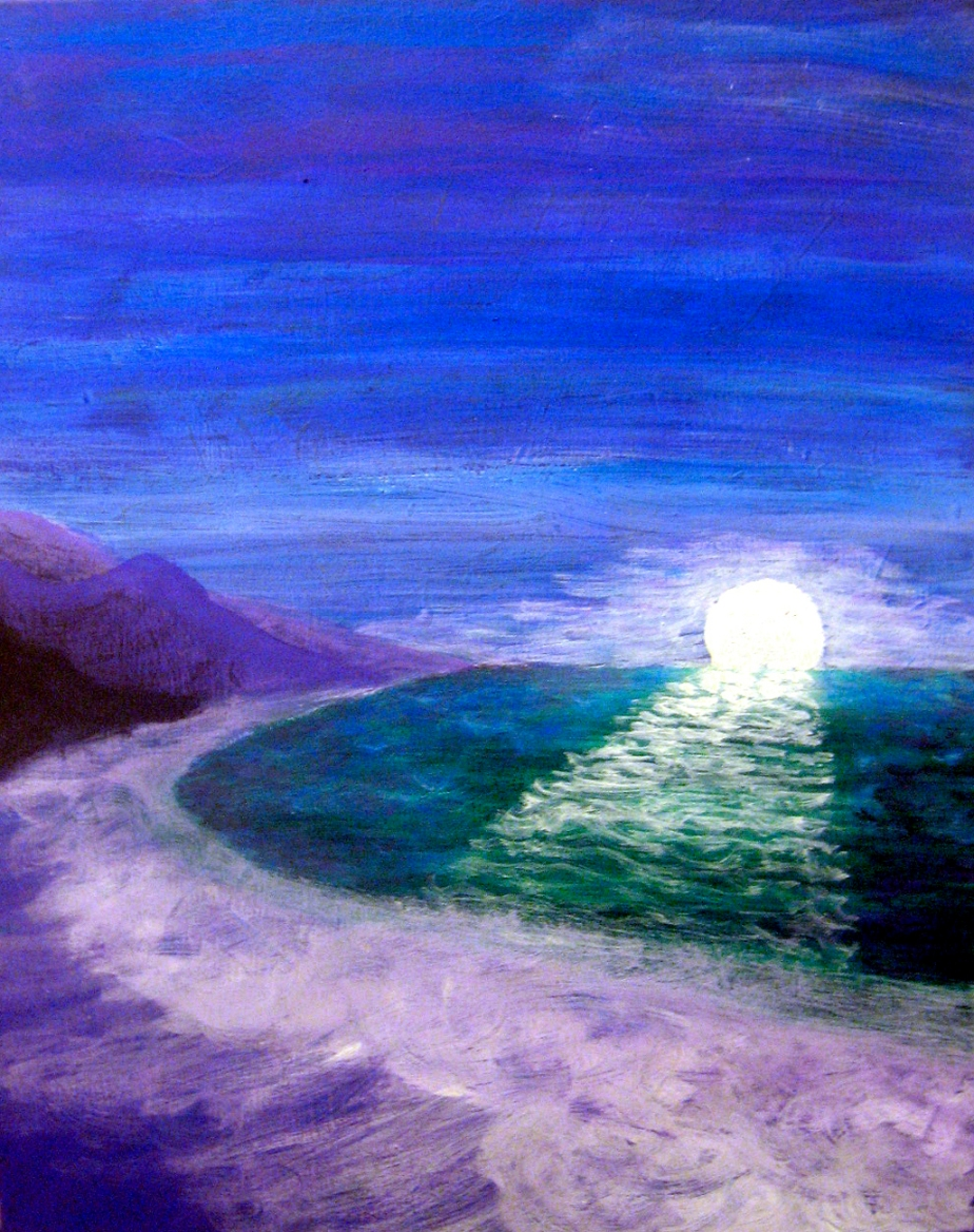 """Moonlight on the Bay"""