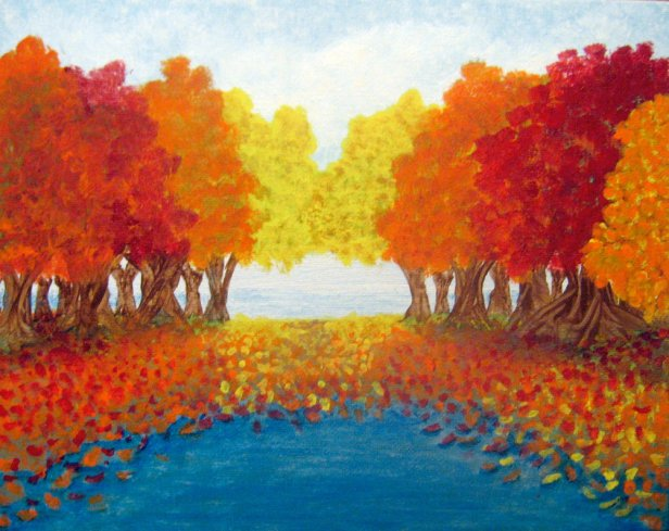 autumn_pond_by_bluemoonart2000-daql28g