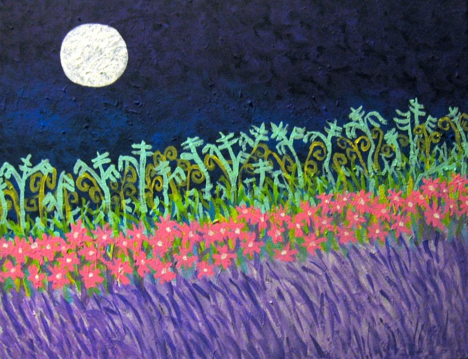 """Moon Flowers"""