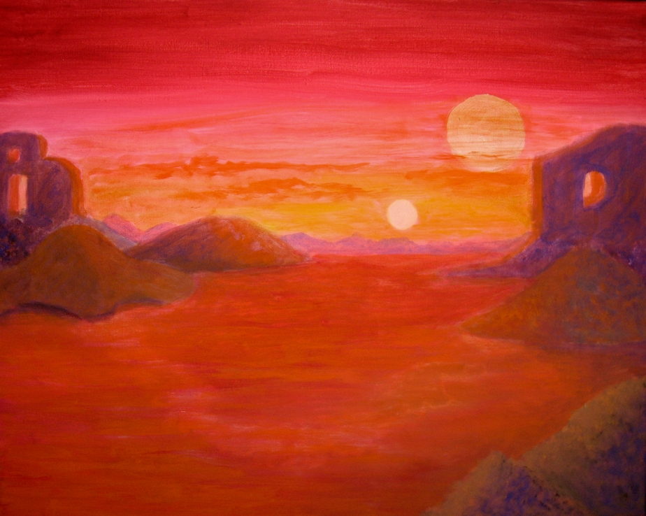 """""""Red Planet"""""""