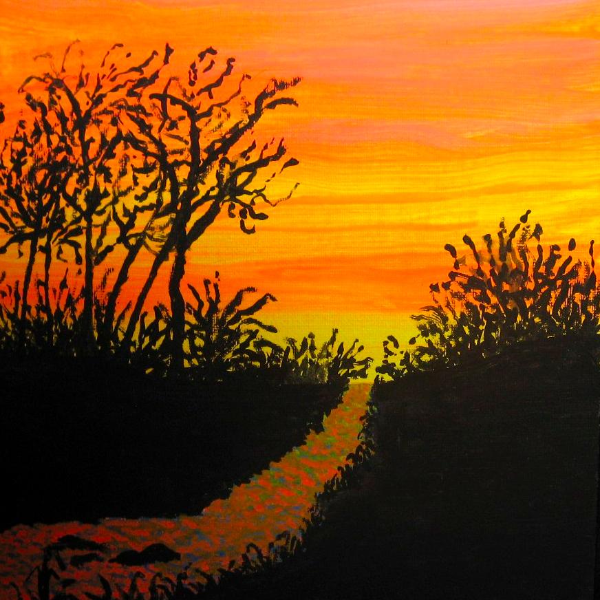 """""""Sunset on SmallCreek"""""""
