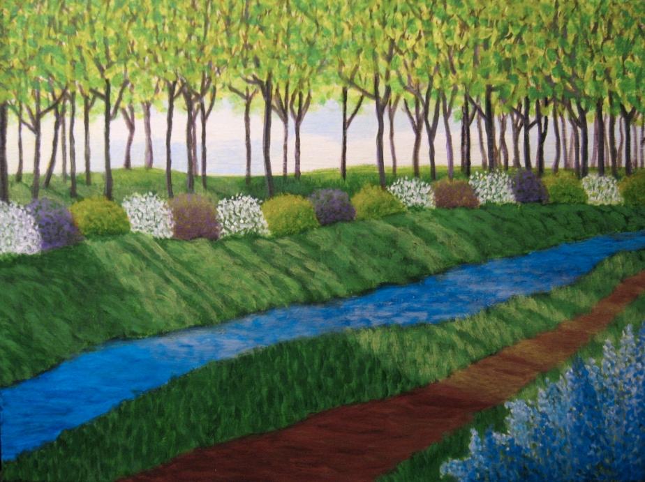 """""""Quiet Garden Path"""""""