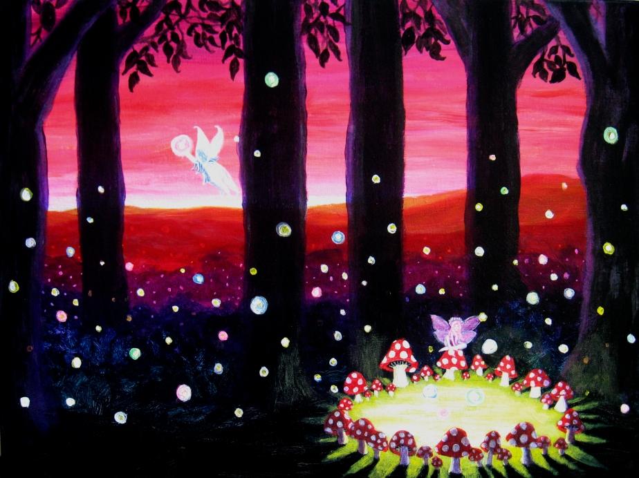 """Fairy Ring"""
