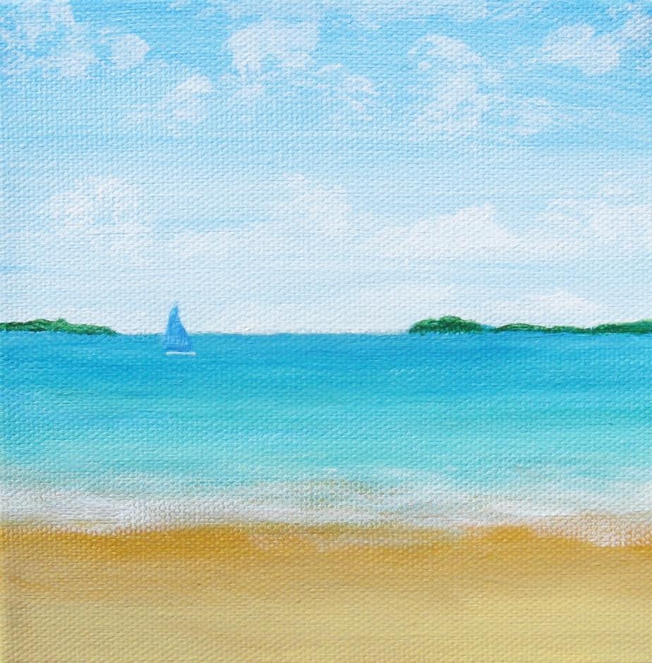 """""""Sailing Away"""""""