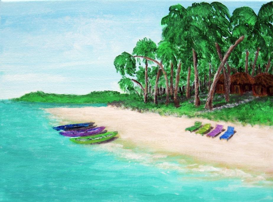 """Island Hideaway"""